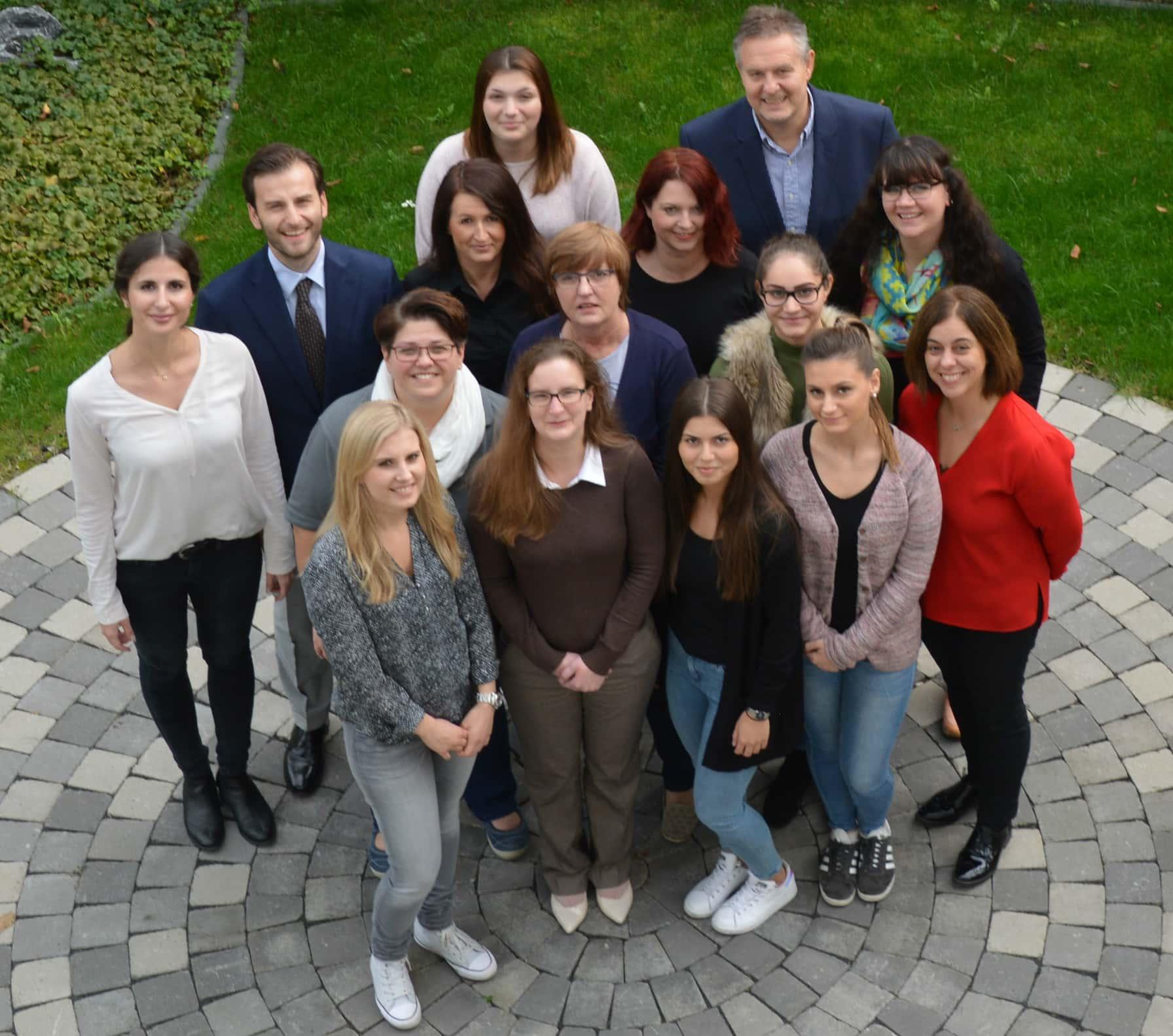 Das Team der Steuerberatung Herrmann